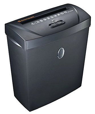 Bonsaii C170-A 8 Sheet Cross Cut Paper Shredder Overload and Thermal Protection