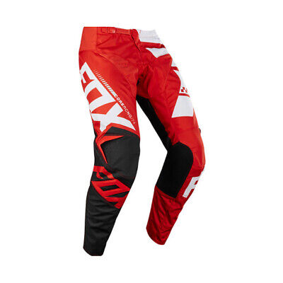 Fox 2018 Youth 180 Sayak Mx Motocross Pants Red