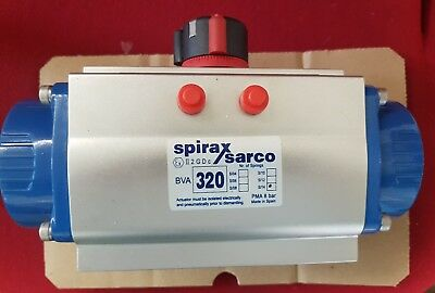 Spirax Sarco BVA320 Series Pneumatic Actuators