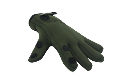 Mens Adults Pro Climate Neoprene Fishing Gloves