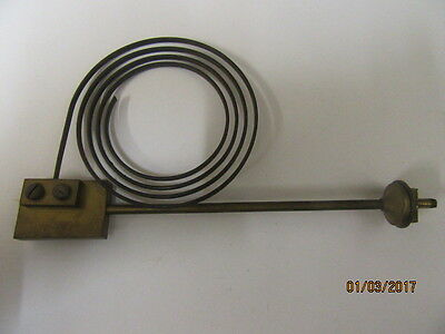 Clock Gong Ideal For Spares