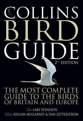 Collins Bird Guide by Lars Svensson 9780007268146 (Paperback, 2008)