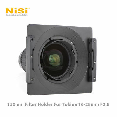 NiSi 150mm Square Filter Holder Specially for Tokina 16-28mm F2.8 Lens