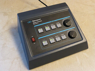 Newport 860-C2 Motion Controller, 4-Axis (2-Axis simultaneous)