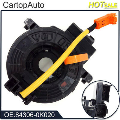 Airbag Spiral Cable Clock Spring For Toyota Hilux 2005-2013 84306-0K020