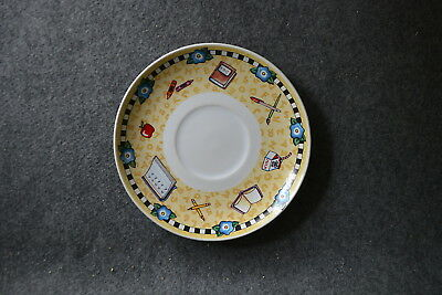 Mary Engelbreit Teaching Is Touching Tomorrow Saucer Time For Tea Collection