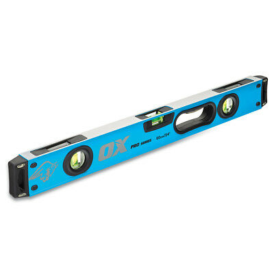 OX Professional 600mm Spirit Level OX-P204406 - FREE DELIVERY