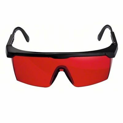 Bosch Laser Viewing Glasses, Red - Free Delivery