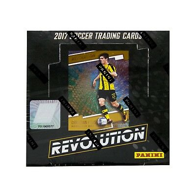2016/17 Panini Revolution Soccer Football Hobby Box - New & Sealed