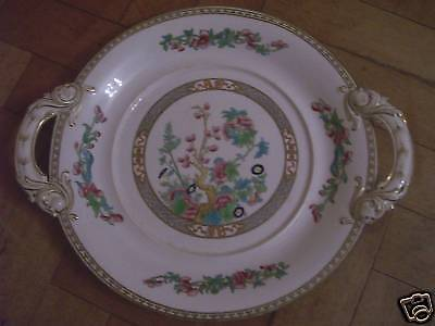 Highly Decorated Victorian Spode ? Tray
