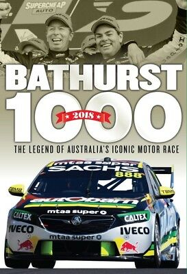 Motor Racing Australia Special Edition 2017 V8 Bathurst The Great Race