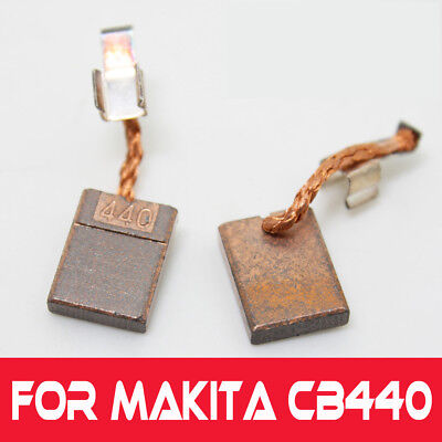 Carbon Brushes Pair Brushes For Makita CB440 DTD140 DTD146 DHP456 DHP458 DTW251
