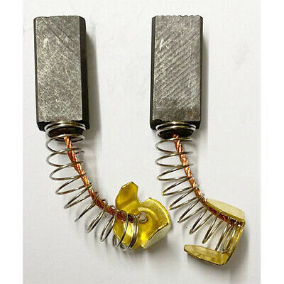 CARBON BRUSHES for RUPES NL 2, NL 3, NL 23  6x9x22mm TS11008 Angle Grinder E112