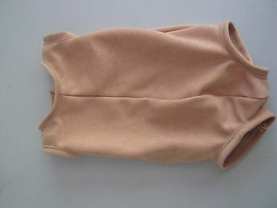 "Reborn Doll Bodies for Full limb BIRACIAL dolls. 19-20"" Doe Suede"