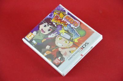 Naruto Powerful Shippuden New | Nintendo 3DS - PAL