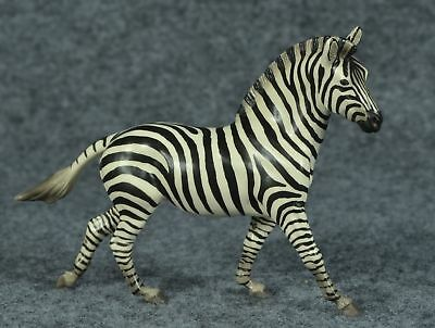 Donna Chaney Animal Artistry England Claybody Custom Zebra