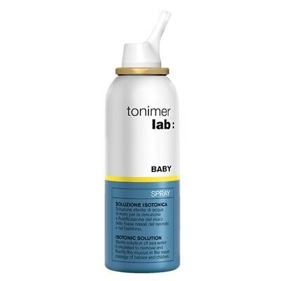 Tonimer Lab Baby Soluzione Isotonica Spray 100 ml