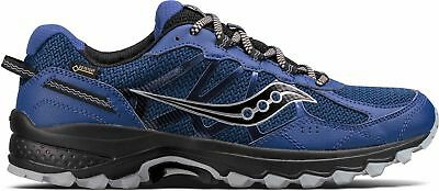 Saucony Excursion TR11 GTX Blue/Grey- Scarpa Trail Uomo