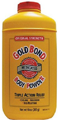 Gold Bond Medicated Powder 10-Ounce Containers