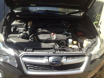 2012 subaru impreza wrecking fb20 engine