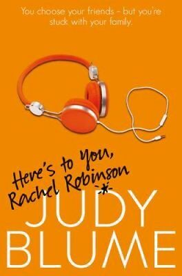 Here's to You, Rachel Robinson by Judy Blume 9781447286837 (Paperback, 2015)