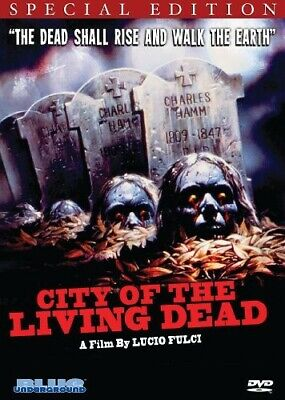 City of the Living Dead [Special Edition] DVD Region 1