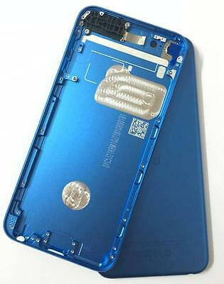 Genuine OEM Apple iPod Touch 6th Generation Blue Housing with Back Camera Used