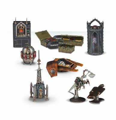40K Tactical Objectives Sector Imperialis Warhammer Dark Imperium Space Marines