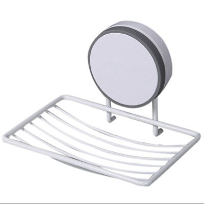 Soap Dish Holder, Soap Storage Saver Wall Mounted, Reusable, Kitchen Sink B D6L8