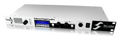 Two Notes Torpedo Live Professional Loadbox with Digital Miking and DSP