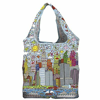 Fridolin Bag in Bag Einkaufstasche My New York City James Rizzi Tasche Shopper
