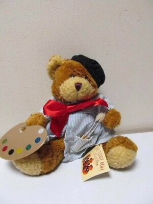 "The Teddy Bear Collection ""Alphonse, the Artist"""