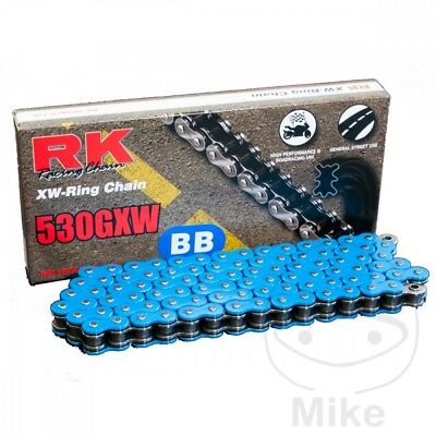 RK 530 GXW x 118 Links Blue XW-Ring Drive Chain