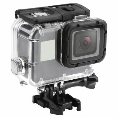 Underwater Waterproof Housing Case Cover For GoPro HERO 5 Action Camcorder New