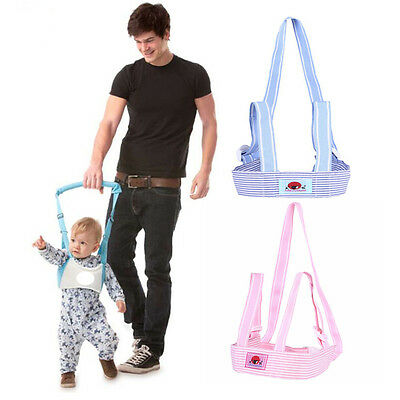 US stock Baby kids Walk Assistant Carry Walking Wings Belt Safety Harness Strap