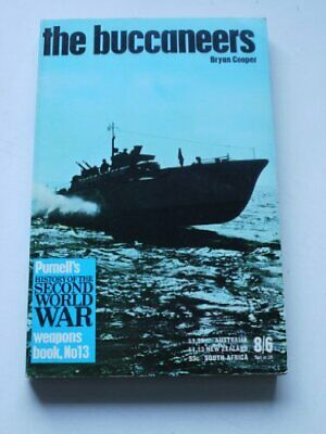 Buccaneers, The (History of 2nd World War S.) by Cooper, Bryan Book The Cheap