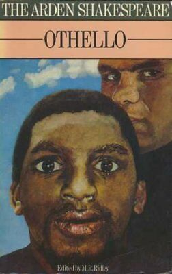 Othello (Arden Shakespeare) by Shakespeare, William Paperback Book The Cheap