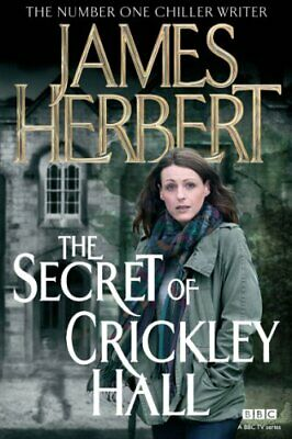 The Secret of Crickley Hall by Herbert, James Book The Cheap Fast Free Post