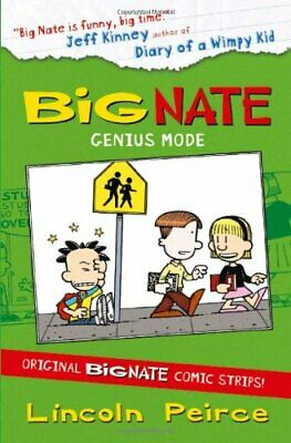 Big Nate Compilation 3: Genius Mode (Big Nate) by Peirce, Lincoln Book The Cheap
