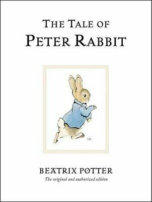 The Tale of Peter Rabbit by Potter, Beatrix Hardback Book The Cheap Fast Free