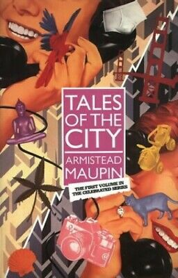 Tales of the City by Maupin, Armistead Paperback Book The Cheap Fast Free Post