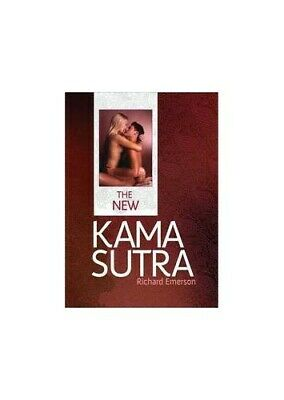 The New Kama Sutra by Emerson, Richard ( AUTHOR ... by Emerson, Richard Hardback