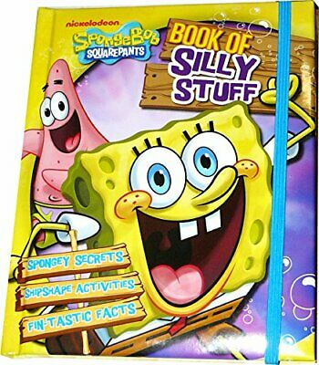 SpongeBob SquarePants Book of Silly Stuff by Nickelodeon Book The Cheap Fast
