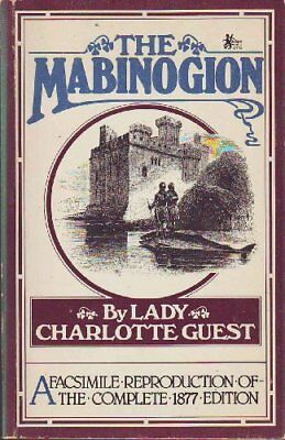 The Mabinogion Hardback Book The Cheap Fast Free Post
