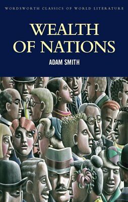 Wealth of Nations by Adam Smith 9781840226881 (Paperback, 2012)