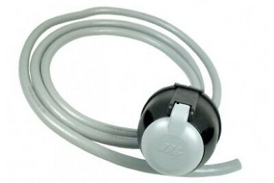 MP809B2M 7 Pin 12S Socket With 2M Cable