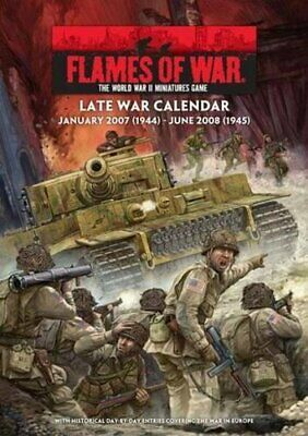 Flames of War: the World War II Miniatures Game by Yates, Phil Hardback Book The
