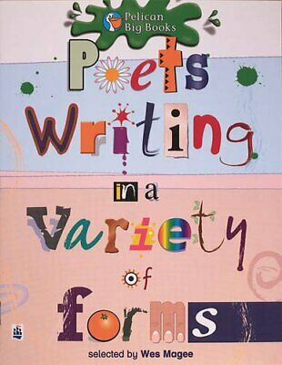 Poets writing in a variety of forms Key Stage 2 (PEL... by Body, Wendy Paperback