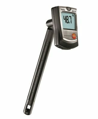 Testo 605-H1 (0560 6053) Thermo-Hygrometer with Dewpoint Calculation