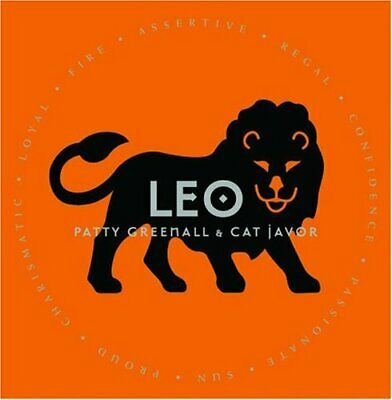 Astrology: Leo by Javor, Catriona Hardback Book The Cheap Fast Free Post